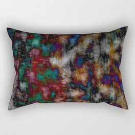 Colorful 03 Rectangular Pillow