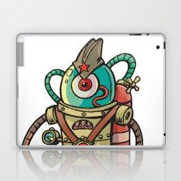 Robot USSR Laptop & iPad Skin