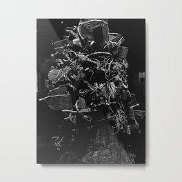 Tangled In Darkness Metal Print
