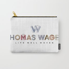 Thomas Wages Carry-All Pouch
