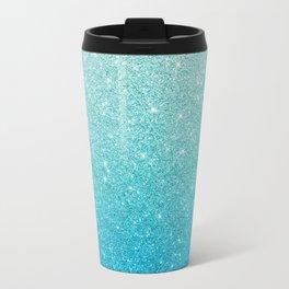 Ombre glitter #13 Travel Mug