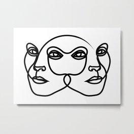 surveillance - siam Metal Print