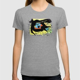 Joan Miro, Derrierre le Miroir no 203, 1973 Artwork, Tshirts, Prints, Posters, Bags, Men, Women, You T-shirt