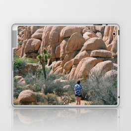 Towards the rocks Laptop & iPad Skin