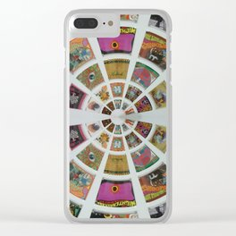 Break Out The Music Clear iPhone Case