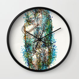 Bodies Wall Clock