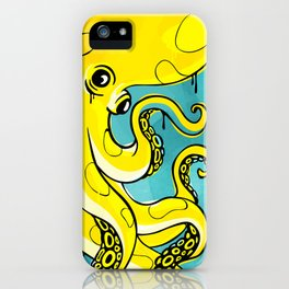 The Octopus iPhone Case