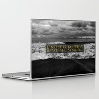grace Laptop & iPad Skins featuring Grace by Efty
