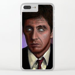 Tony Clear iPhone Case
