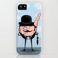 Sir Pinky Slim Case iPhone (5, 5s)