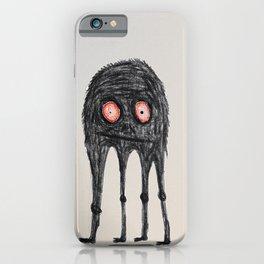 Leggy Monster iPhone Case