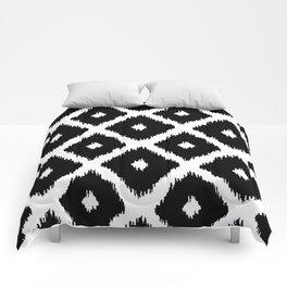 Black and White decor Comforters