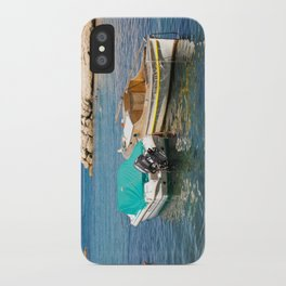 Floating Marseille iPhone Case