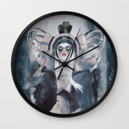 Ice quee Wall Clock