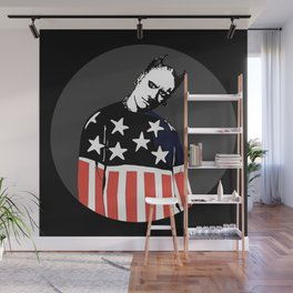 Keith Prodigy Black and Grey *All proceeds donated to charity* Wall Mural