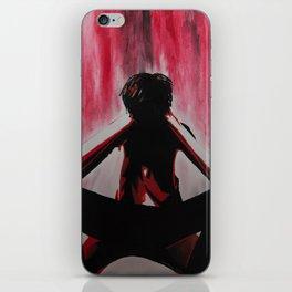 Turmoil Rage iPhone Skin