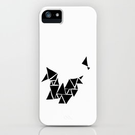 LANDFILL - SONG PORTRAITS  iPhone Case
