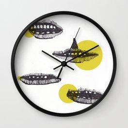 pis Wall Clock