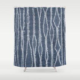 Orinui Stripes Shower Curtain
