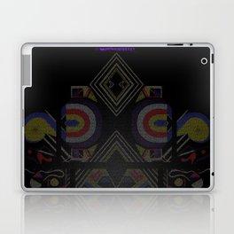 Mandalic Altar I Laptop & iPad Skin
