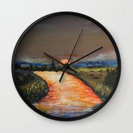 Damnatio memoriae Wall Clock
