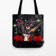 Kill La Kill Ryuko & Senketsu Tribute Tote Bag