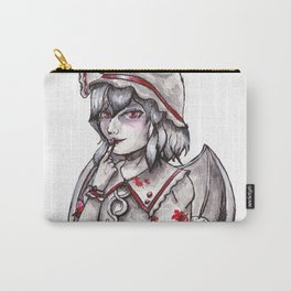 Little vampire - Remilia Scarlet Carry-All Pouch