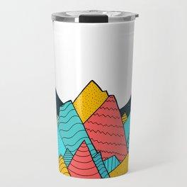 The lost Island Travel Mug
