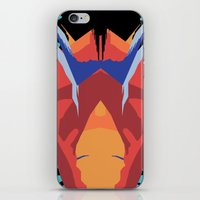 insect iPhone & iPod Skins featuring Insect by gdChiarts