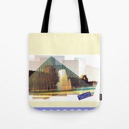 bonjour la France Tote Bag