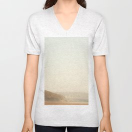 Mountain Sea Unisex V-Neck