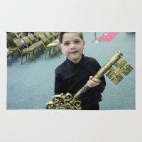 key Area & Throw Rugs featuring Key by Faith Buchanan