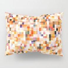 colored bricks Pillow Sham
