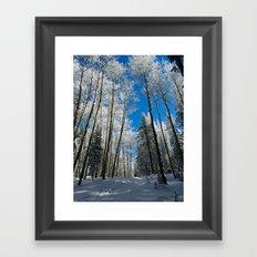Envelop Framed Art Print