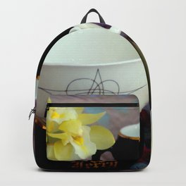 My Cup Runneth Over, Jerry Backpack