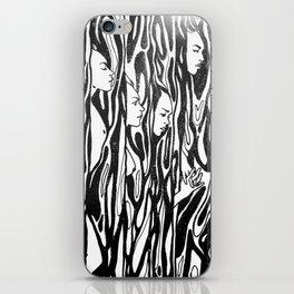 Drippin' in Harmony iPhone Skin