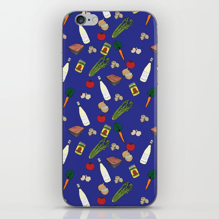 Bolognese iPhone Skin