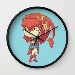 Vah Ruta Pilot Wall Clock