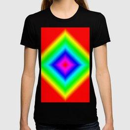 Diamond Prism Pulse T-shirt