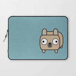 French Bulldog Loaf - Fawn Frenchie Laptop Sleeve