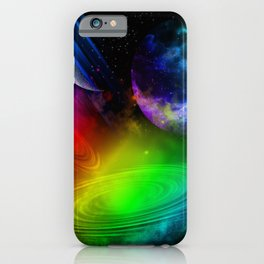 space ib iPhone Case