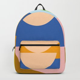 Shape and Color Study 57 Backpack
