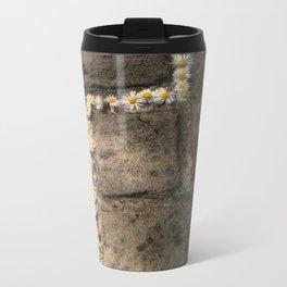 DAISY CHAIN Metal Travel Mug