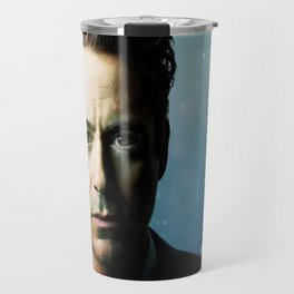 Robert Downey Jr 001 Travel Mug