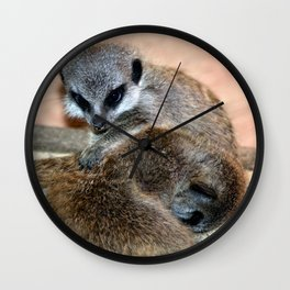 Wakey Wakey  Wall Clock