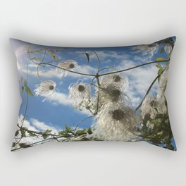 Nature's Ghosts Rectangular Pillow