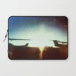 Sea-Tac At Sunset Laptop Sleeve