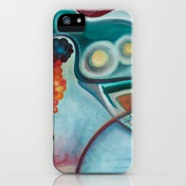 Merlot iPhone Case