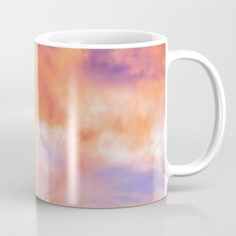 Flat Top Storm Clouds - Alaska Coffee Mug