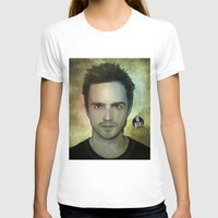 jesse pinkman T-shirts featuring Jesse Pinkman, Yo bitch! by Duke.Doks